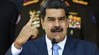 El presidente venezolano Nicolás Maduro en una imagen de archivo