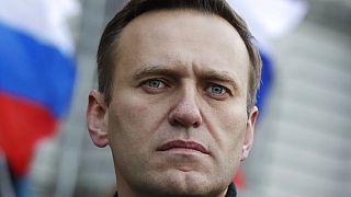 El líder opositor Alexéi Navalny en foto de archivo