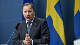 Stefan Lofven, primeiro-ministro da Suécia