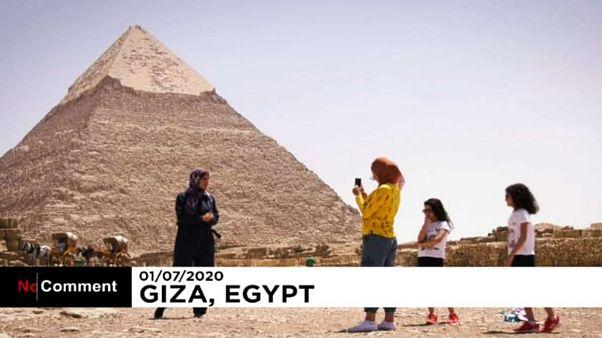 بازگشایی مراکز گردشگری مصر پس از ۱۰۰ روز تعطیلی