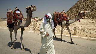Αίγυπτος: Ξανάρχισαν οι διεθνείς πτήσεις, άνοιξε ο αρχαιολογικός χώρος της Γκίζας