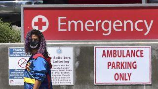 Estados Unidos supera los 50.000 contagios de coronavirus diarios