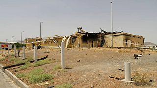 """Iran bestätigt """"Zwischenfall"""" bei Atomanlage in Natans"""
