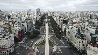 Buenos Aires, Argentina, el 1 de julio de 2020.