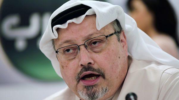 صورة أرشيفية للصحفي السعودي جمال خاشقجي