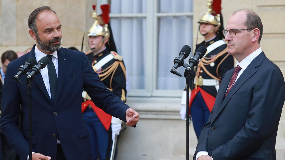 Macron Names Jean Castex As New French Prime Minister After Edouard Philippe S Resignation News Akmi