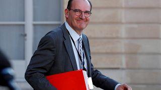El primer nuevo primer ministro francés Jean Castex
