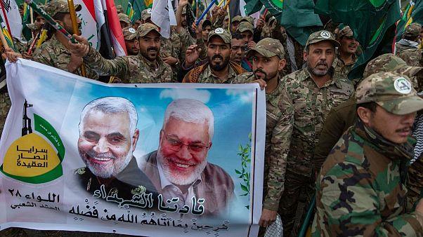 «تحریم و همهگیری کرونا به حمایت ایران از نیروهای نیابتی در عراق لطمه زده است»