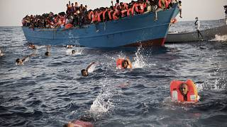 How COVID-19 is complicating Europe's migrant problem