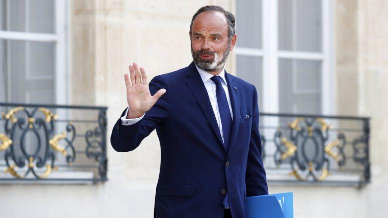 Fransa Başbakanı E. Philippe istifa etti