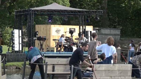 فستیوال موسیقی «ضد کرونا»