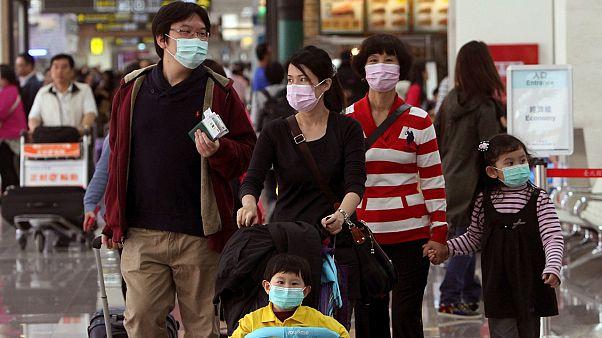 Tayvan'da Covid-19 sonrası düzenlenen 'sahte uçuşlara' binlerce başvuru yapıldı