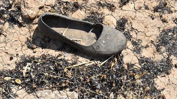 میراث داعش در عراق؛  کشف یک گور دستهجمعی دیگر  پر از استخوان و تکه لباس