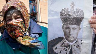 Забота о пенсионерах или о Путине? | #КУБ