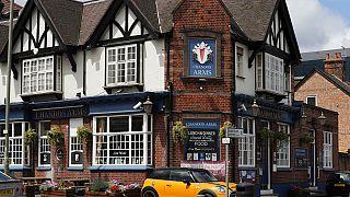El pub Chandos Arms de Londres prepara su apertura