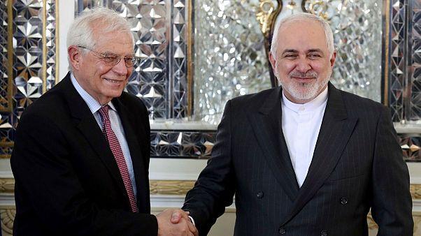 هشدار برجامی ایران در نامه ظریف به مسئول سیاست خارجی اروپا؛ بورل پاسخ داد
