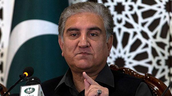 تست کرونای وزیر خارجه پاکستان مثبت شد
