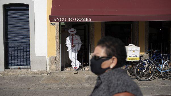 Brasilien: Maskenpflicht mit Ausnahmen