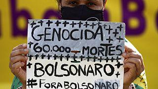 Bírálói az elnököt teszik felelőssé a halálesetekért Brazíliában