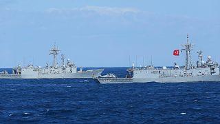 Türk donanmasının Fransız gemisini taciz iddiası - Türkiye özür bekliyor