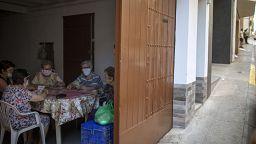 Spanish authorities order lockdown in northeast county of Lleida due to rise in coronavirus cases