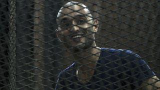 الناشط السياسي أحمد دومة