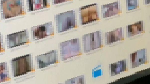 Desmantelada una red de pornografía infantil en Italia