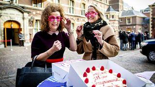 وزيرة التربية والثقافة والعلوم في هولندا إنغريد فان إنغلسهوفن