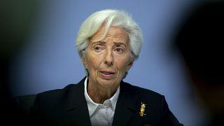 رئيسة البنك المركزي الأوروبي كريستين لاغارد