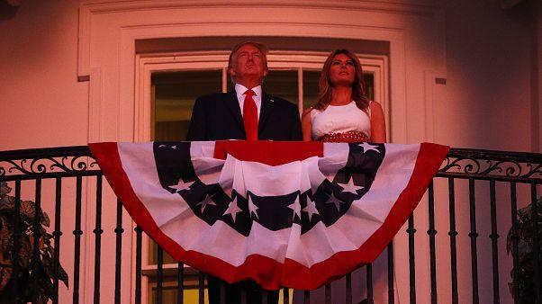 Szomorúan ünnepelte függetlenségét Amerika