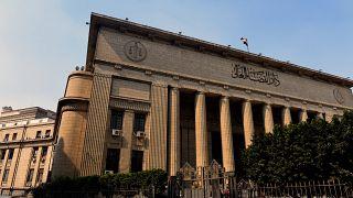 دار القضاء العالي في القاهرة