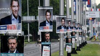 Croácia vota nas legislativas em plena pandemia