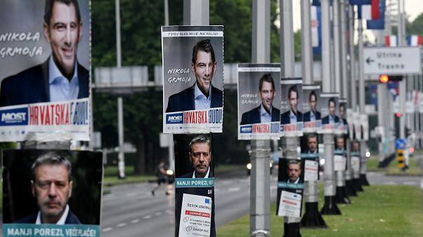 En pleine crise économique, les Croates votent pour les législatives