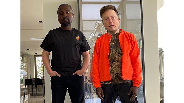 Kanye West/Twitter