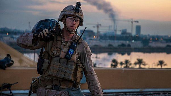 شلیک راکت به سوی سفارت آمریکا در بغداد ساعاتی پس از آزمایش سامانه پاتریوت