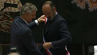 L'ancien Premier ministre Edouard Philippe réélu maire du Havre