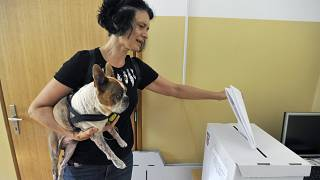 Κροατία: Ψήφισαν οι πολιτικοί αρχηγοί
