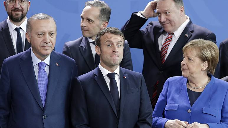 Fransa ve Türkiye arasındaki Libya gerginliği NATO'nun zaaflarını açığa çıkardı