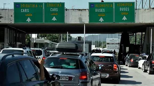 Κλείνει τα σύνορα για τους Σέρβους η Ελλάδα λόγω COVID-19