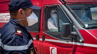 سيارة إسعاف في المغرب