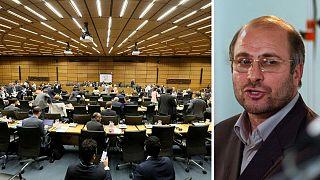 قالیباف آژانس بینالمللی انرژی اتمی را تکمیل کنندۀ «حلقه جاسوسی کشورهای متخاصم» خواند