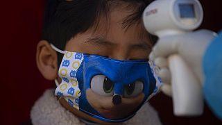 На территории ЕС - вторая волна заражения коронавирусом