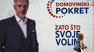 Terceiro lugar sabe a pouco para extrema direita croata