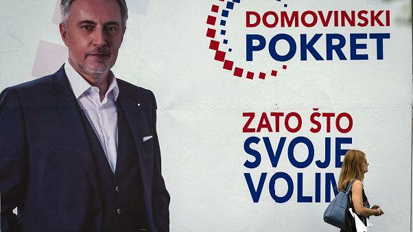 Un tercer puesto que sabe a poco en el Movimiento Patriótico croata