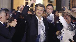 Conservadores vencem eleições na Croácia