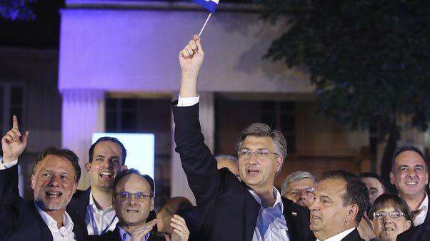 Kroatien: Wahl bestätigt konservative Regierung Plenkovic