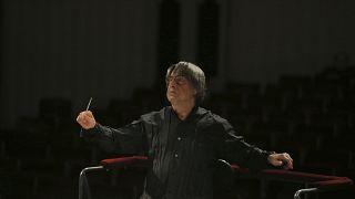 نوازندگان سوری در ایتالیا به یاد پالمیرا و قربانیان جنگ نواختند