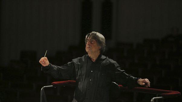 Concert : Riccardo Muti rend hommage aux victimes du conflit syrien