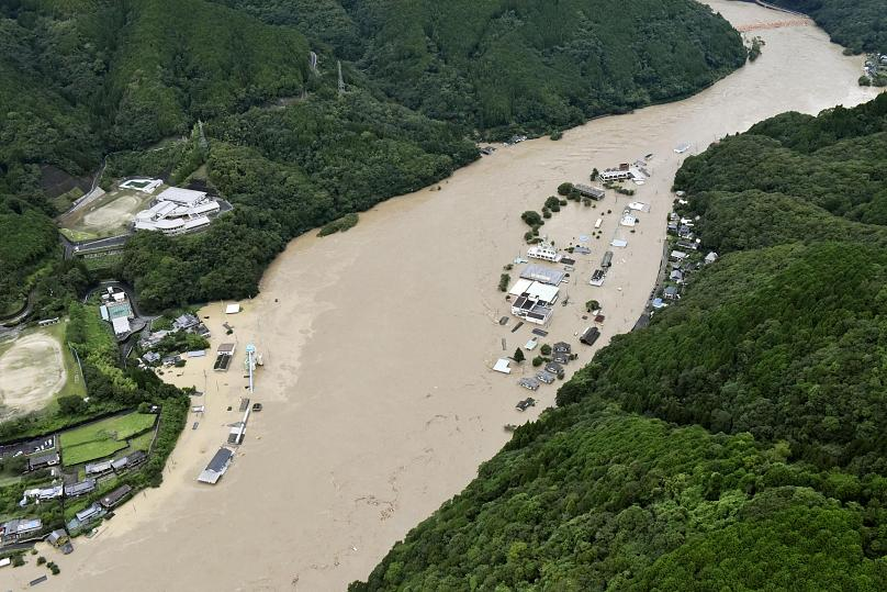 Kyodo News via AP