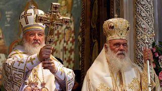 Atina ve Yunanistan Başpiskoposu Ieronimos